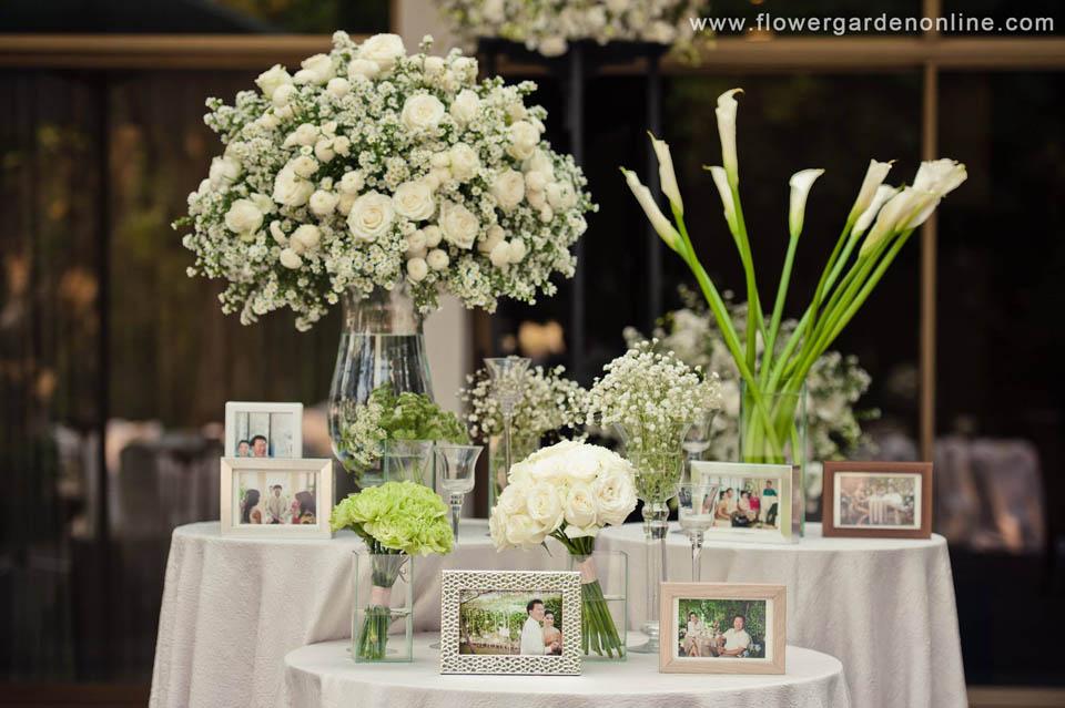 จัดดอกไม้งานแต่ง57