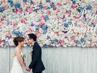 จัดดอกไม้งานแต่ง The St. Regis Bangkok